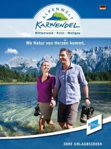 karwendel destination reisekatalog cover