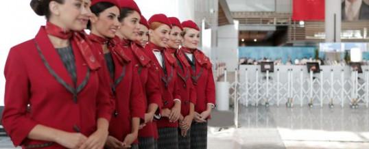 Turkish Airlines startet Umzug zum Flughafen Istanbul