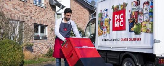Destination NRW | Online-Supermarkt Picnic eröffnet weiteren Standort