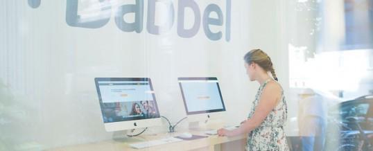 Sprach-App Anbieter Babbel baut Online-Sprachreisen Portal auf