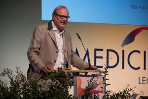Prof. Markus M. Metka Anti-Aging Experte und wissenschaftlicher Leiter des Medicinicum Lech