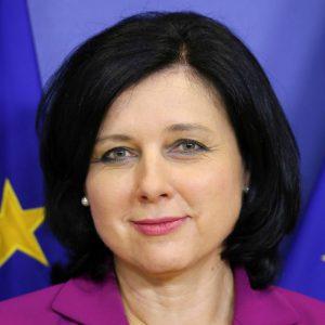 Vera Jourova EU Kommissarin Justiz Verbraucher