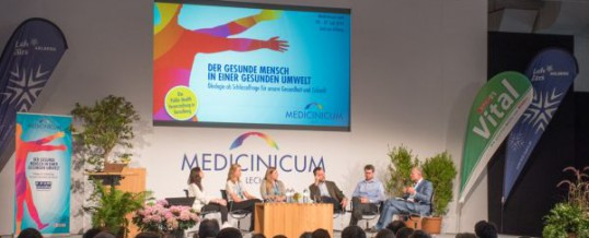 Destination Alpen | Public Health Medicinicum 2019 Event in Lech