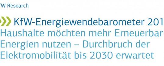 Energiewende | Erwartung der Bürger an Städte und Kommunen