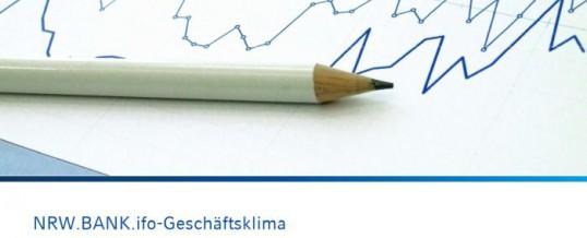 NRW.BANK Geschäftsklima Report für Nordrhein-Westfalen September 2019